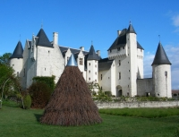 Chateau du Rivau, Lémeré.